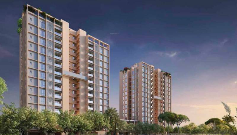 Images for Elevation of Ambuja Eco Space Residencia
