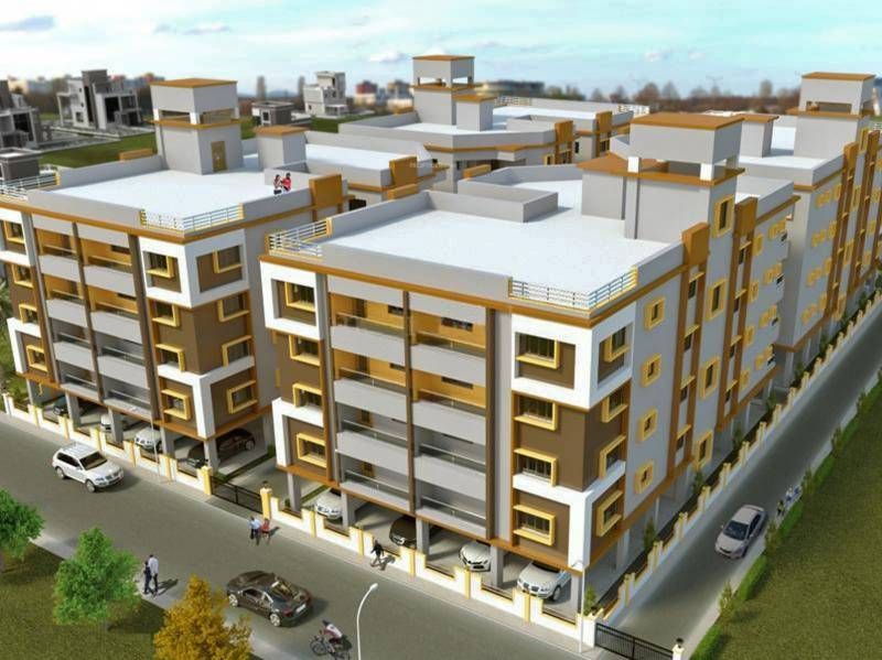 Images for Elevation of SK Builders And Developers Royal Oyasis