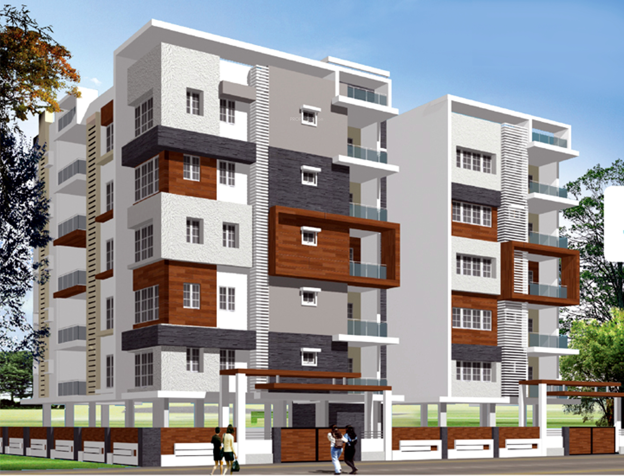 4 Bhk Apartments In Hyderabad Central Residential Flats For Proptiger