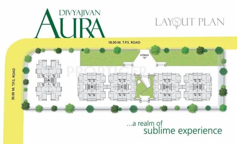 aura Layout Plan