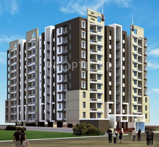 Images for Elevation of Gnext Sahil Siddhivinayak Tower