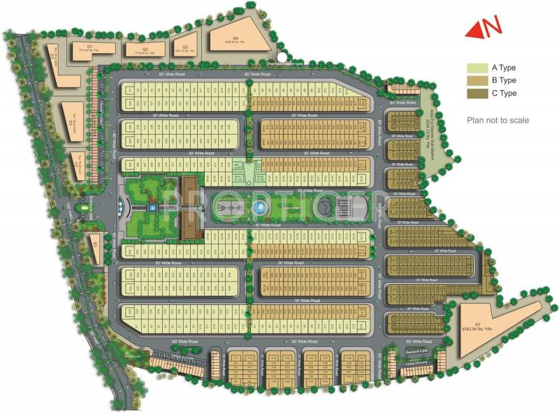 Images for Layout Plan of ARG Puram