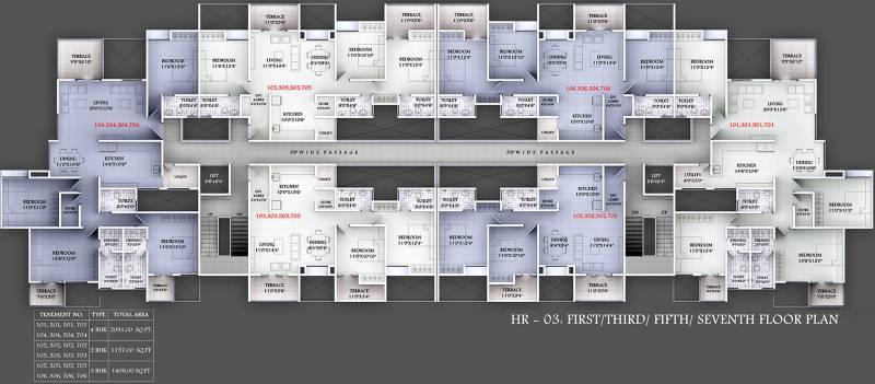 Images for Cluster Plan of Ramsina Punya Pravah