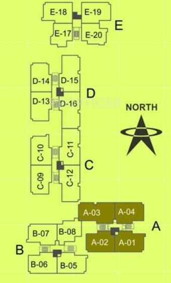 Images for Layout Plan of Platinum Amaltas