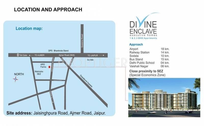 Images for Location Plan of ARG Divine Enclave