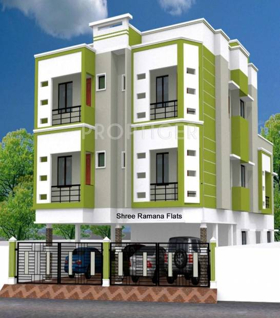 Images for Elevation of Shree Ramana Flats