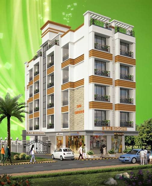 Images for Elevation of Pinnacle Sai Siddhi