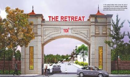 Images for Elevation of TDI The Retreat