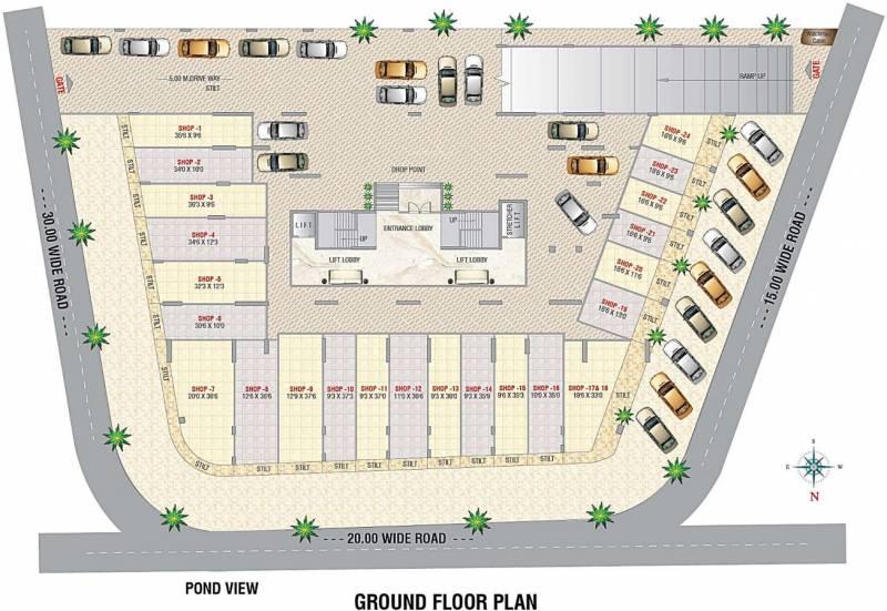 Images for Cluster Plan of Sadguru Universal