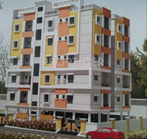 Image Of Swimming Pool Of Modi Properties Paramount Residency Nagaram Hyderabad