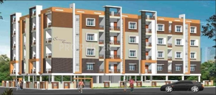 Images for Elevation of Tirumala Residency