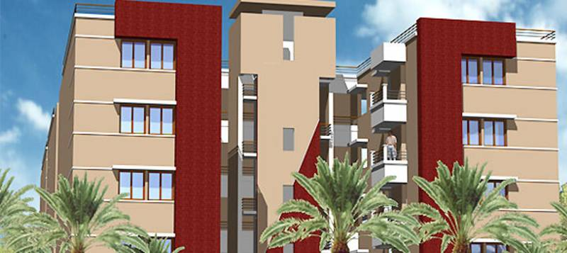 Images for Elevation of Abhinitha Vikas Court