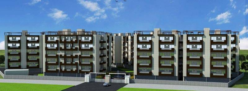 Images for Elevation of Satyam SBI Residency 2