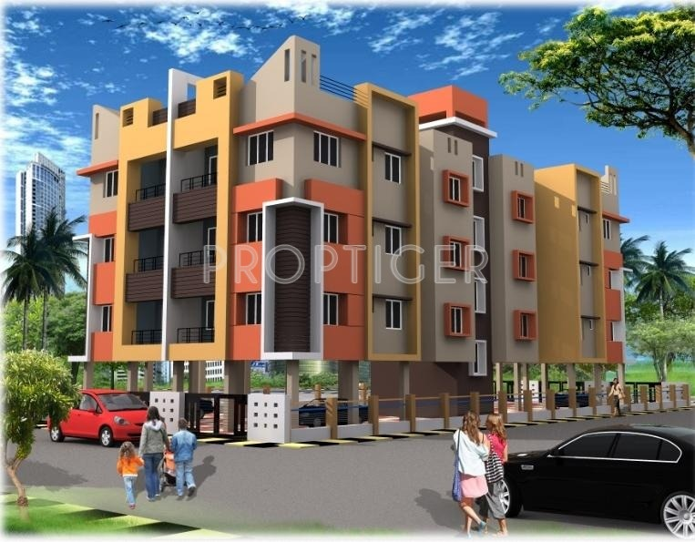 Images for Elevation of Basundhara Homes