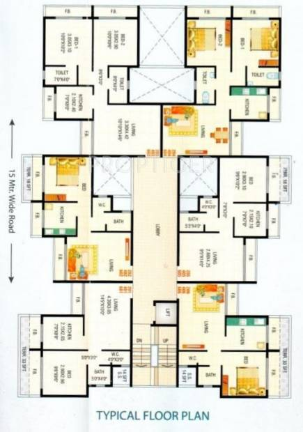Images for Cluster Plan of Labh Aspire