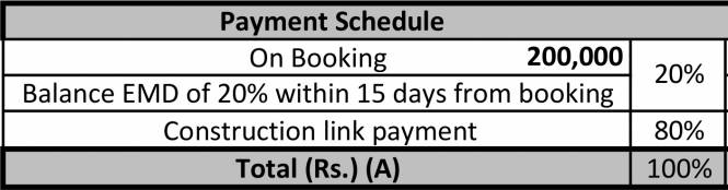 opus Images for Payment Plan of Salarpuria Sattva Opus