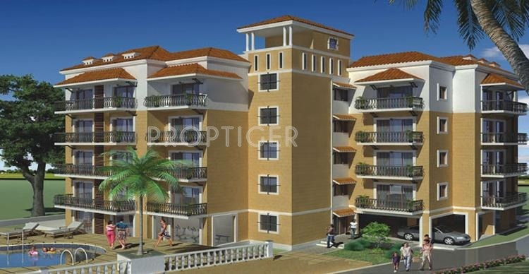 Images for Elevation of Vaswani El Palazzo