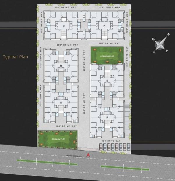 Images for Cluster Plan of Devkinandan Parmeshwar 7