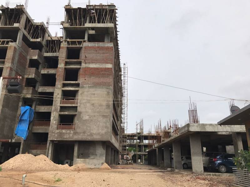 Images for Construction Status of Devkinandan Parmeshwar 7