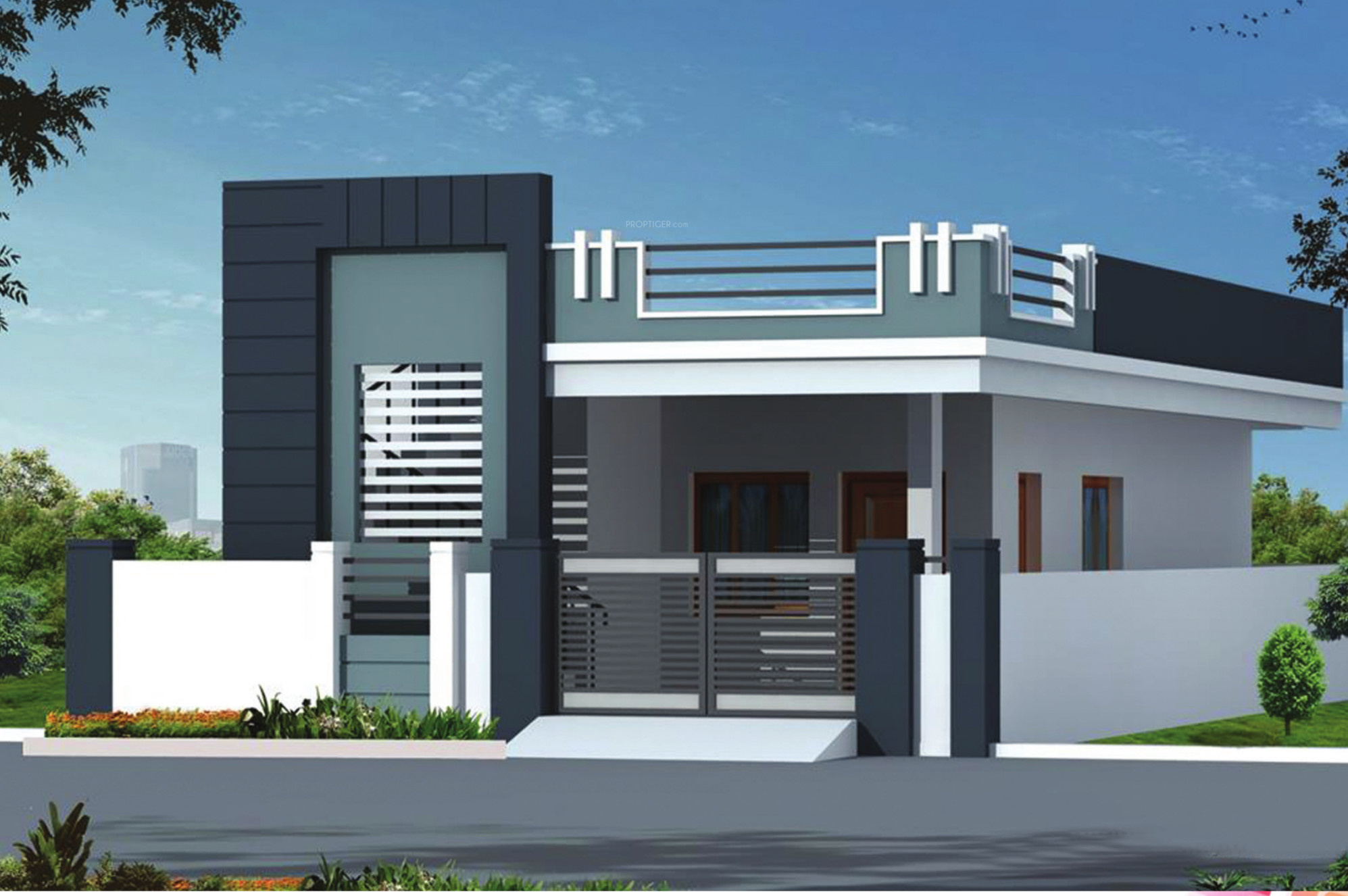 Ground Floor House Elevation In Bangalore : Sq ft bhk t villa for sale in annciya estate