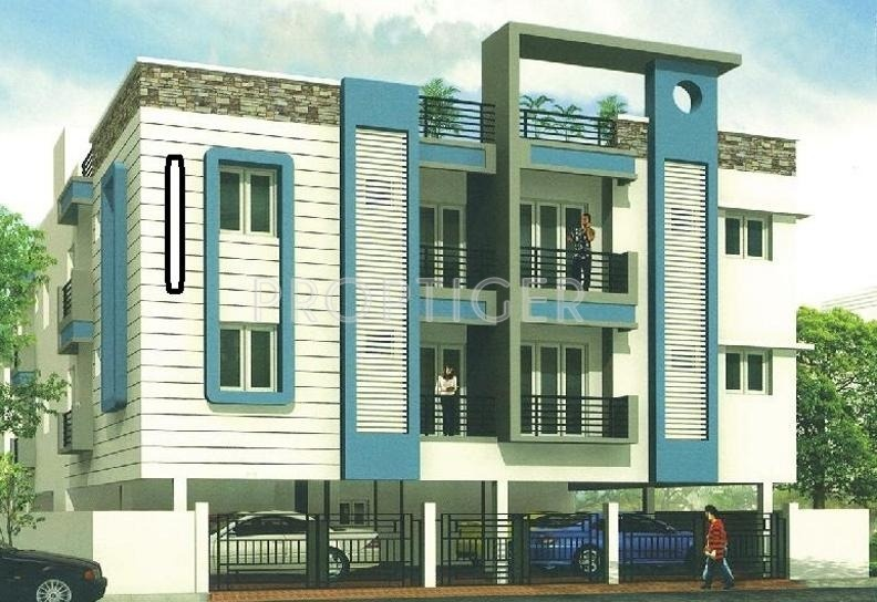 Images for Elevation of Meridian Sembakkam