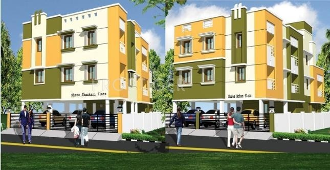 Images for Elevation of Shree Shankari Flats