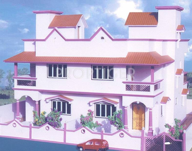 Images for Elevation of Shayona Land Corporation Twin Bungalows