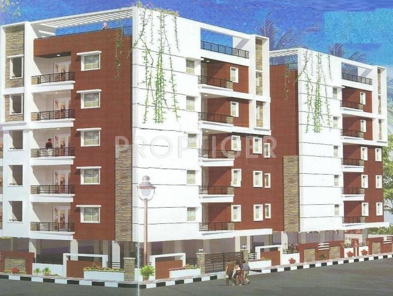 malathi-nivas Images for Elevation of Pratyusha Developers Malathi Nivas