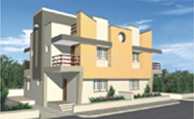 Images for Elevation of Shayona Land Corporation Krupa