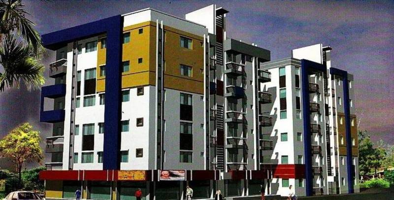 Images for Elevation of Reputed Builder Shree Krishna Apartment