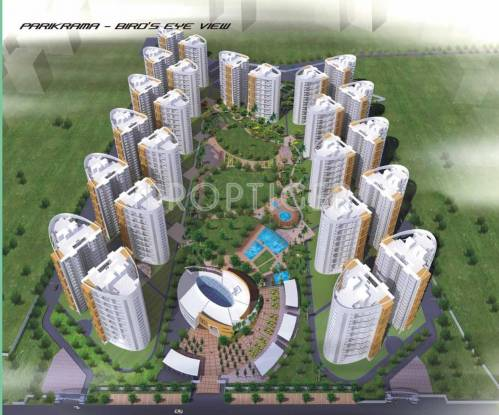 Images for Elevation of Suncity Parikrama