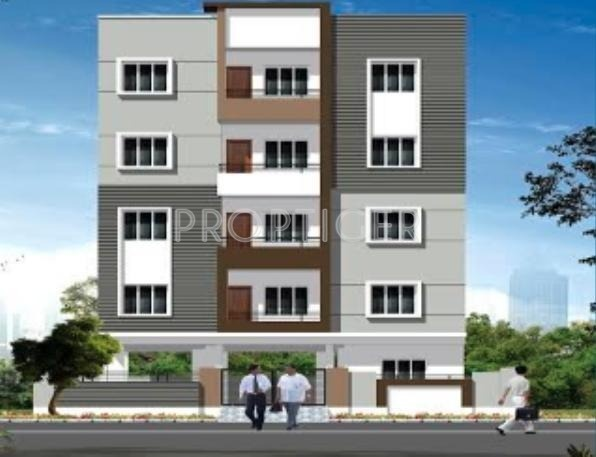 Images for Elevation of Ram Sai Residency