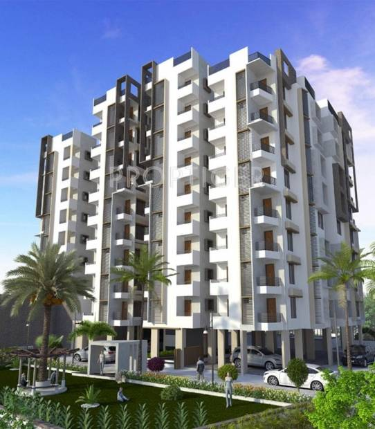 Images for Elevation of Avirat Silver Star Heights