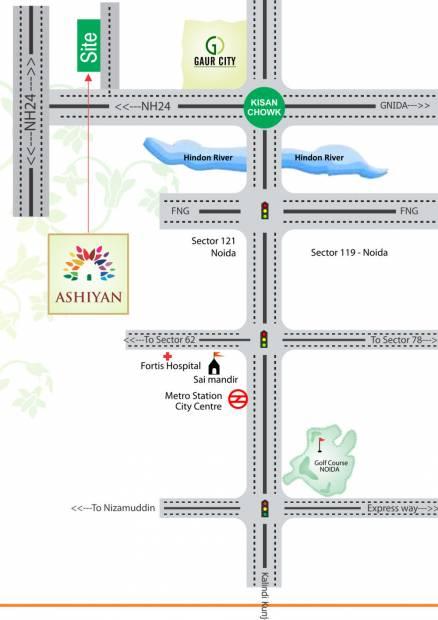 Images for Location Plan of Ansar Ashiyan