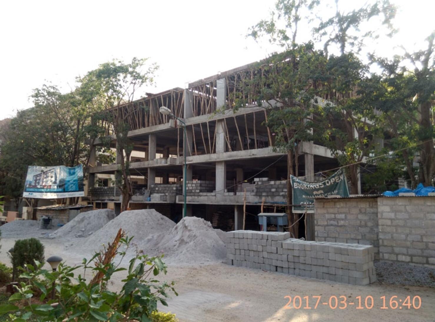 Mahabaleshwara classique ebony in yelahanka bangalore for Construction classique