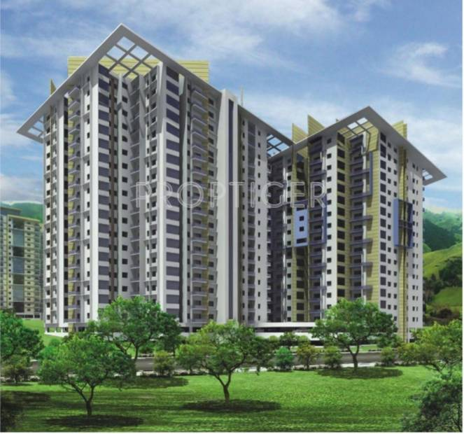 Images for Elevation of Shriram Paramount Towers