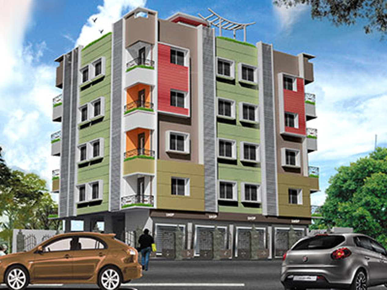750 Sq Ft 2 Bhk 2t Apartment For Sale In Sushovan