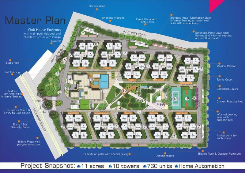 Images for Master Plan of Honer Vivantis