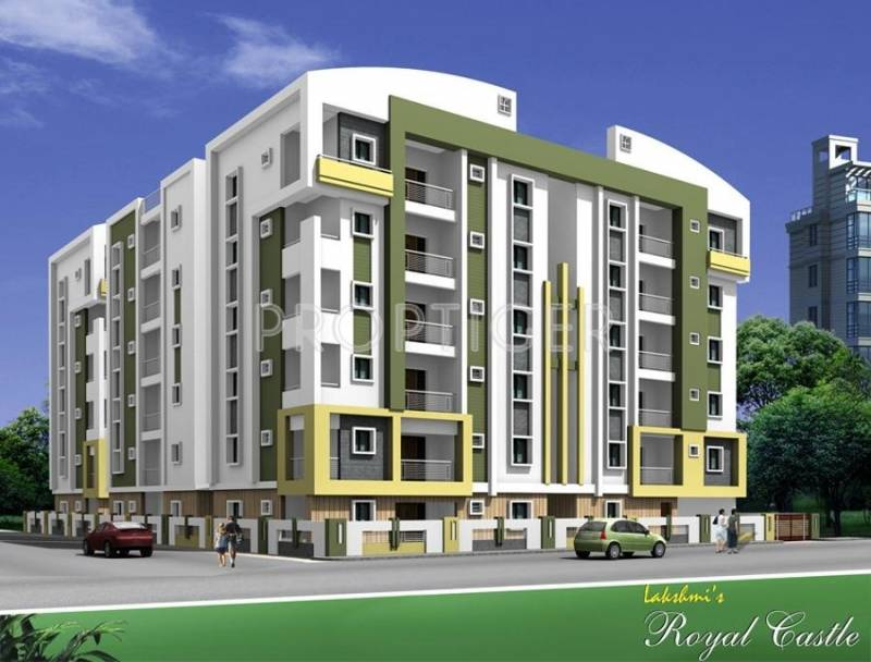 Images for Elevation of Lakshmi Infratech Royal Castle