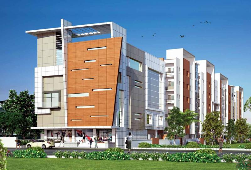 Images for Elevation of SV Builders And Developers PR Green View