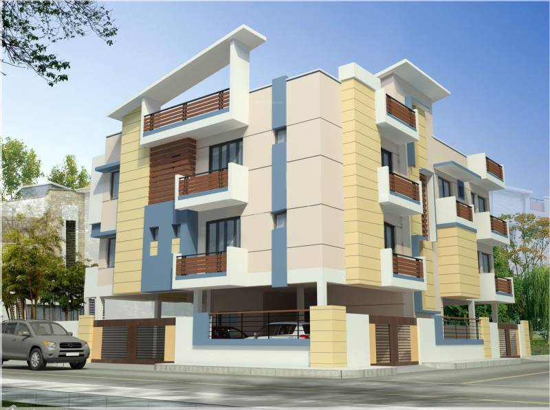Images for Elevation of Ganapathy Lakshmi Villa Appartment