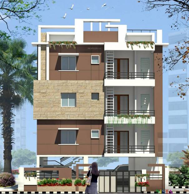 Images for Elevation of Home Line Infra Lakshmi Annapurna Residency