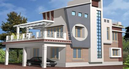 Images for Elevation of Anupam Burul Bunglow