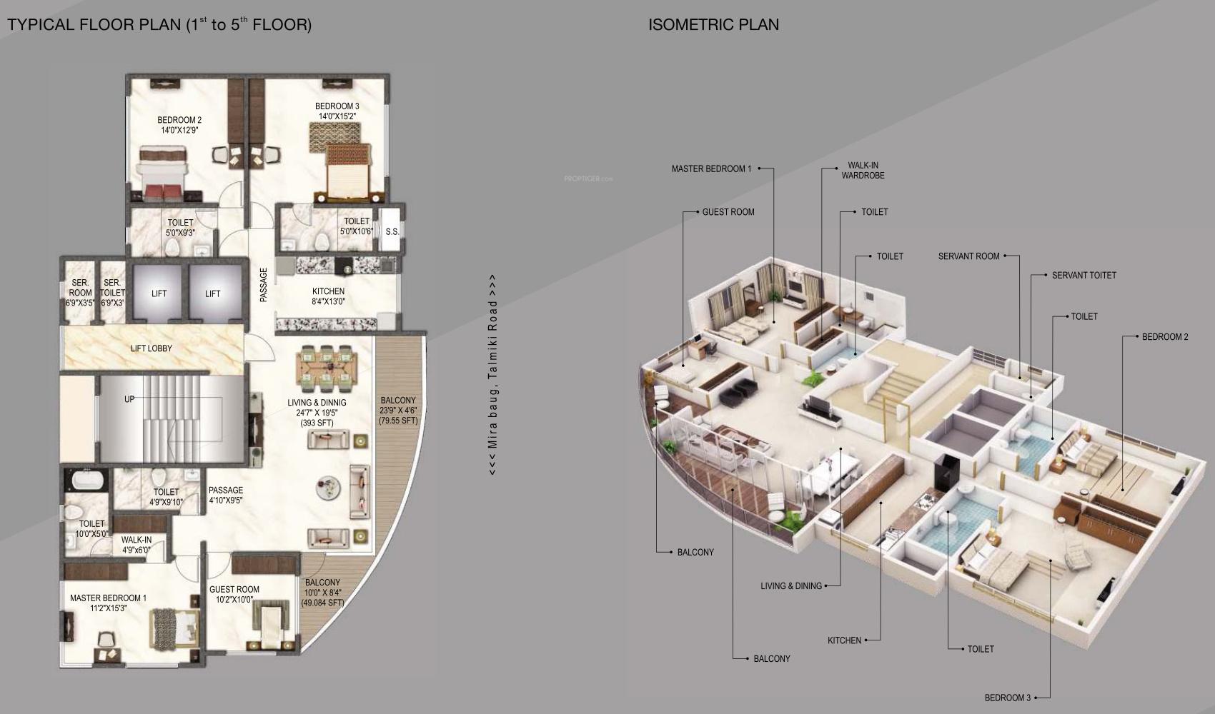 Niraj Kakad Mansion In Santacruz West Mumbai Price Location Map Floor Plan Amp Reviews Proptiger Com