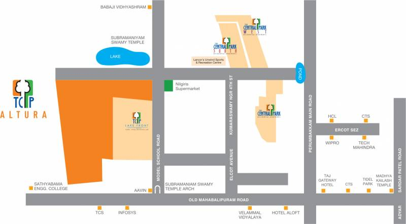 Images for Location Plan of Lancor Altura