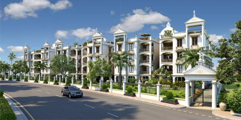 Images for Elevation of Takshashila Trezure Enclave