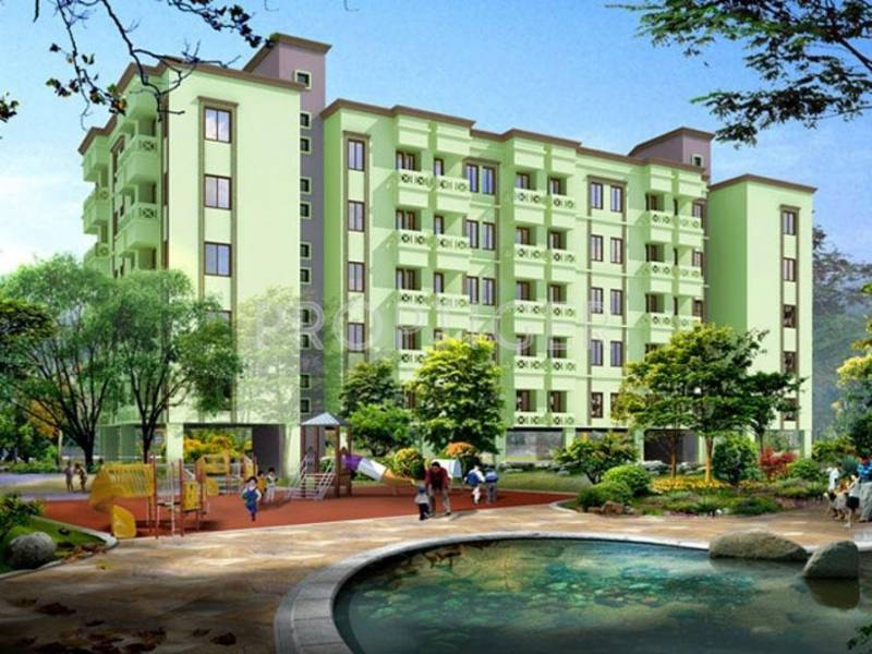 Images for Elevation of Alishan Little Odisha Apartments