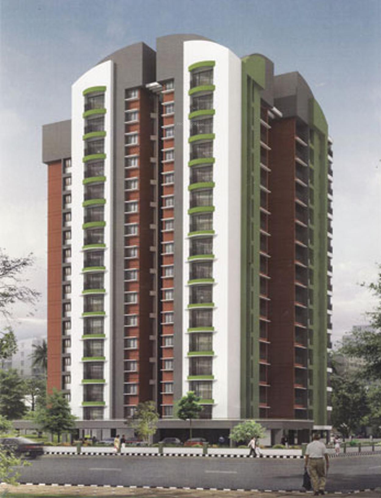 main elevation image 5 of pvs builders and developers. Black Bedroom Furniture Sets. Home Design Ideas