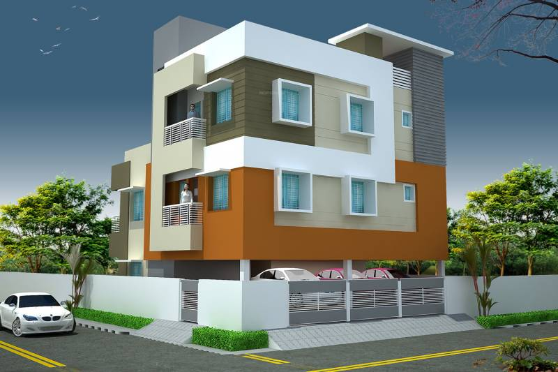 Images for Elevation of Sankar Sesa Residency