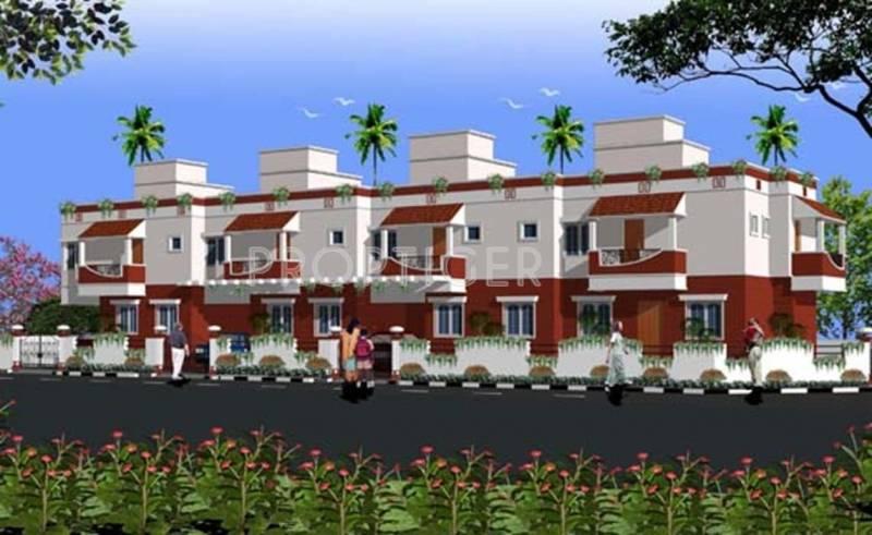 Images for Elevation of JBM Elite Villas